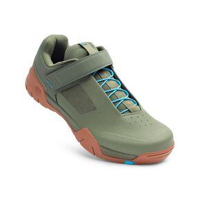 CRANKBROTHERS MALLET E SPEEDLACE Shoes グリーン/ブルー 26cm/EU 41