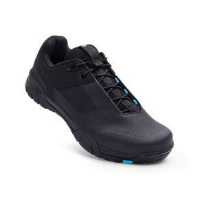 CRANKBROTHERS MALLET E LACE Shoes ブラック/ブルー 25cm/EU 39.5