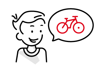 E Bike Leasing Schritt 1